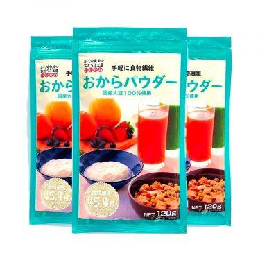 ISHIKAWA Tofu Okara Soy Powder Made in Japan