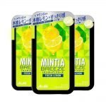 MINTIA Eight Breeze Mouth Refresh Sugarless Fresh Lemon Made in Japan