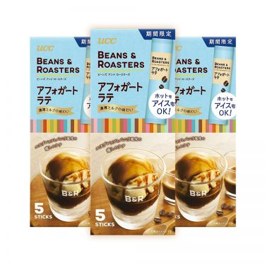 UCC Beans & Roasters Affogato Latte Sticks Made in Japan