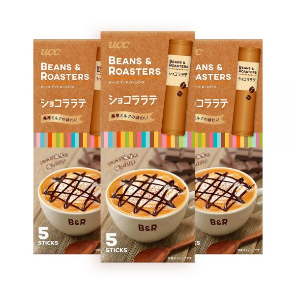 UCC Beans & Roasters Choco Latte Made in Japan