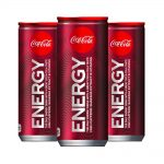 COCA COLA Energy Guarana Extract Vitamins B Made in Japan