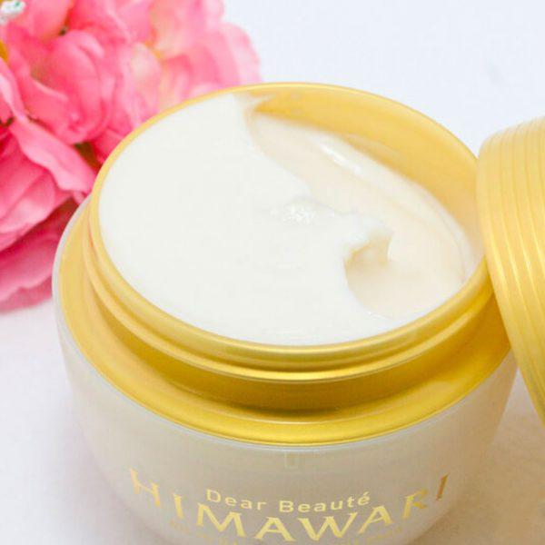 KRACIE Himawari Oil-In Hair Treatment Pack Made in Japan
