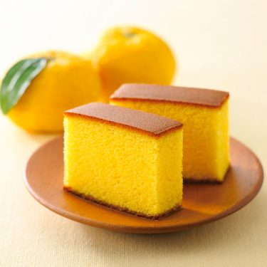 BUNMEIDO Honey Yuzu Castella