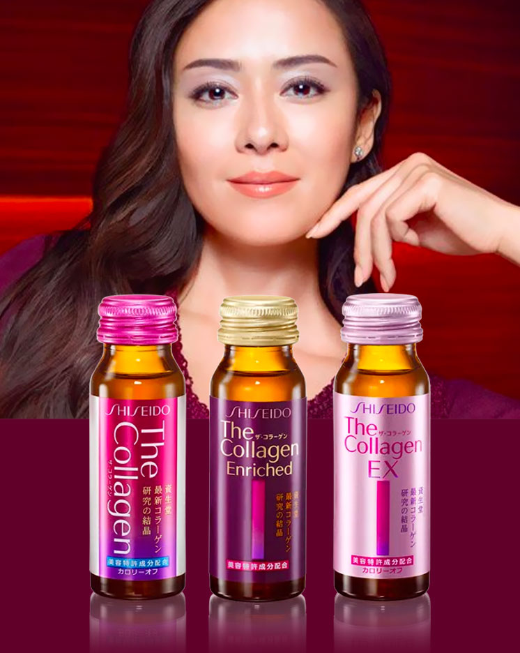 5 Best Shiseido Collagen Drinks Made in Japana