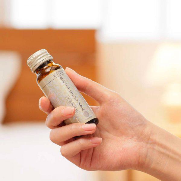 DOMOHORN WRINKLE Collagen Drink 50ml x 7 Bottles- Made in Japan