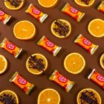 Kit Kat Chocolat Orange 12 Pieces Available Only in Japan
