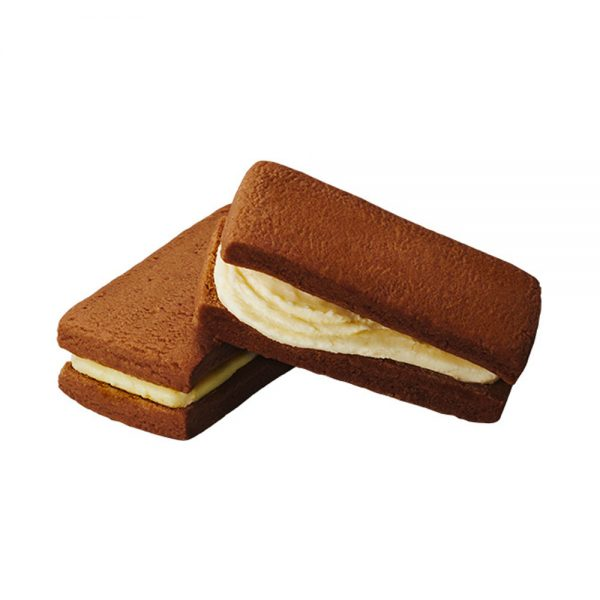 ASAHI Cream Genmai Tiramisu Cake Rice Brownie