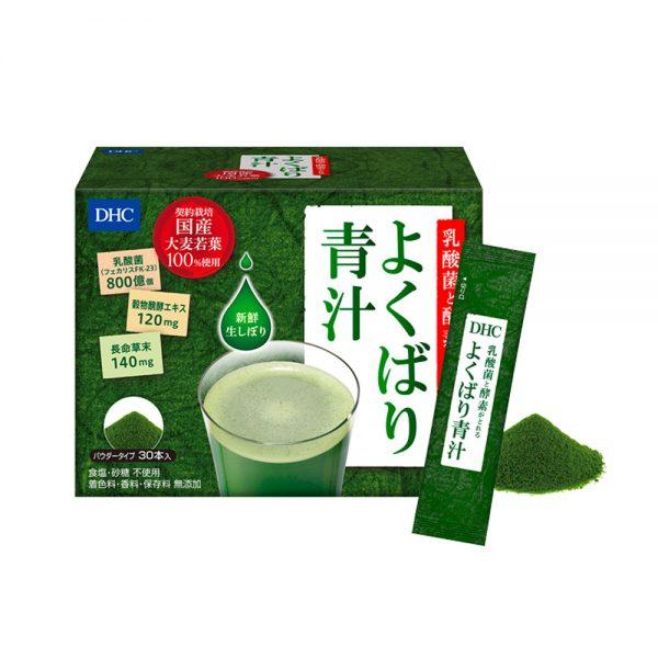 DHC 100% Japanese Kale Aojiru Sticks Made in Japan
