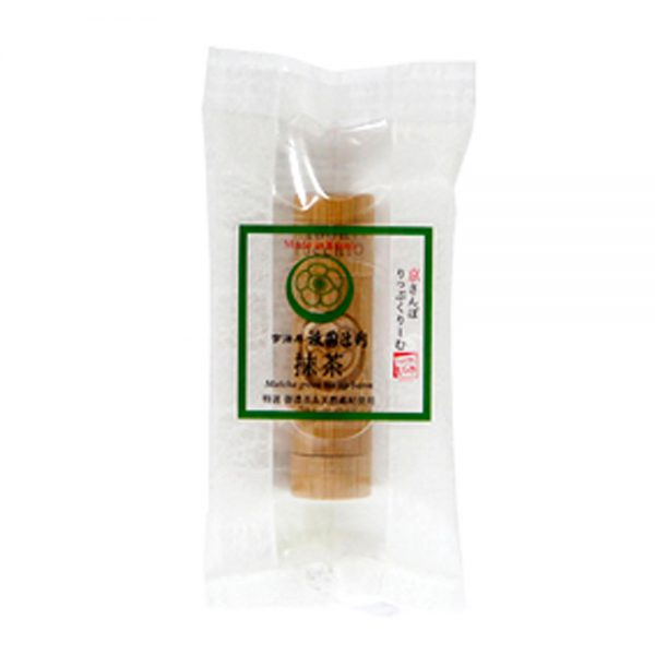 GION TSUJIRI Matcha Lip Cream Kyoto Shabonya Made in Japan