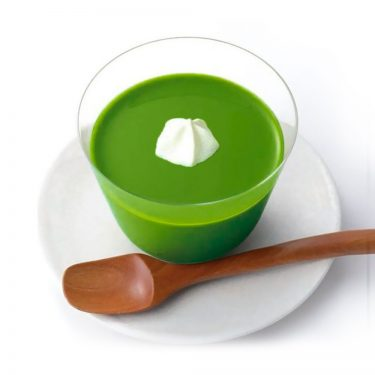 KATAOKA Tsujiri Uji Matcha Japanese Green Tea Pudding