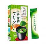 KATAOKA Tsujiri Uji Matcha Japanese Green Tea Pudding