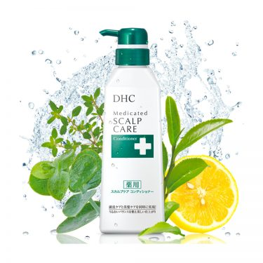 DHC Medicated Scalp Care Conditioner Made in Japan Made in Japan
