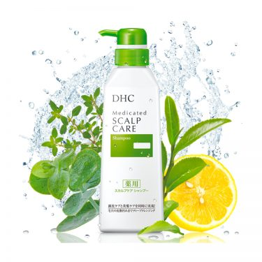 DHC Medicated Scalp Care Shampoo Made in Japan