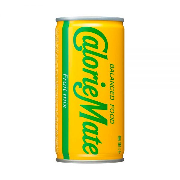 CALORIE MATE Energy Drink Fruit Mix Flavour Cans Made in Japan