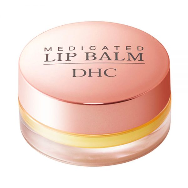 DHC Medicated Lip Balm Made in Japan