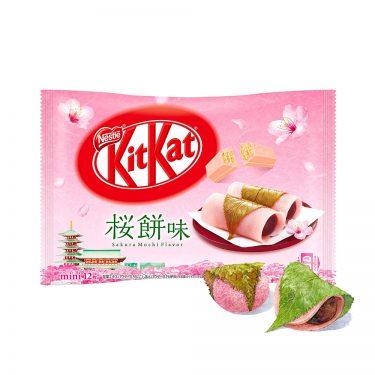 KIT KAT Sakura Mochi Cherry Blossom Made in Japan