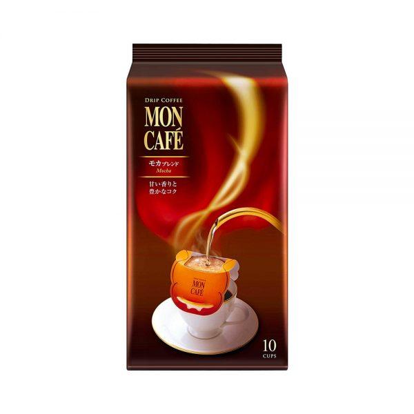 KATAOKA Mon Cafe Drip Coffee Sachets Made in Japan