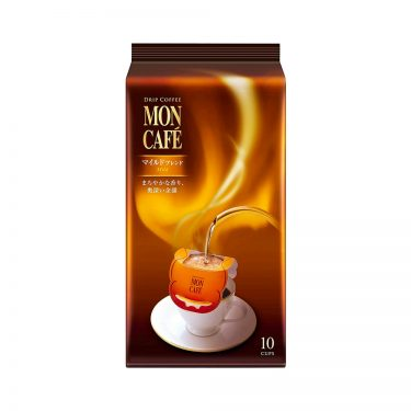 KATAOKA Mon Cafe Drip Coffee Sachets Made in Japan