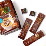 NITTOH KOCHA Tirol Chocolate x Nitto Tea Cafe Mocha Sachets Made in Japan