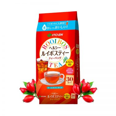 ITOEN Healthy Rooibos Tea Bags Made in Japan