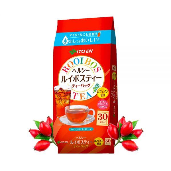 ITOEN Healthy Rooibos Tea Bags Made in Japan
