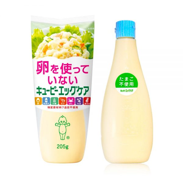 KEWPIE No Eggs Used Japanese Mayonnaise Made in Japan