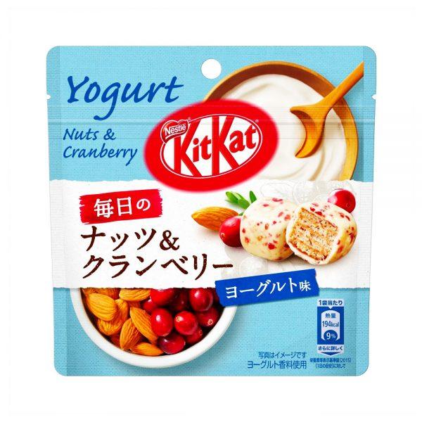 Kit Kat Yogurt Cranberry & Almond Nuts Made in Japan