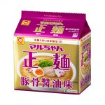 MARUCHAN Seimen Instant Ramen Noodles Pork Bone Soy Sauce Taste Made in Japan