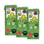 KIKKOMAN Tounyu Matcha Soy Milk 0 Cholesterol Made in Japan