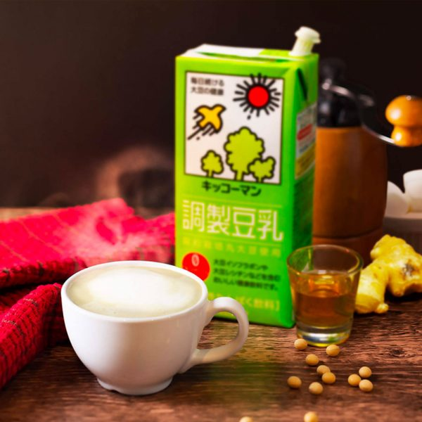 KIKKOMAN Tounyu Soy Milk Made in Japan