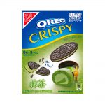 OREO Crispy Matcha Green Tea Roll Cakes Made in Japan