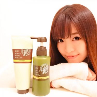 DHC Natural Aroma Moisturising Body Wash Made in Japan