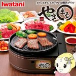 IWATANI Smokeless Yakiniku Grill Yakimaru on Gas Made in Japan