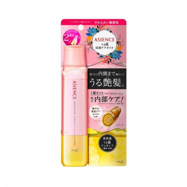 KAO Asience Urushin Penetration Care Oil for Soft Hair Made in Japan