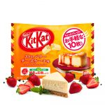 Kit Kat Strawberry Cheesecake Made in Japan Available Only in Japan