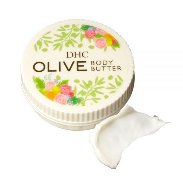 DHC Olive Oil Body Butter Made in Japan