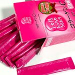 EARTH Collagen C Jelly Sachets Made in Japan
