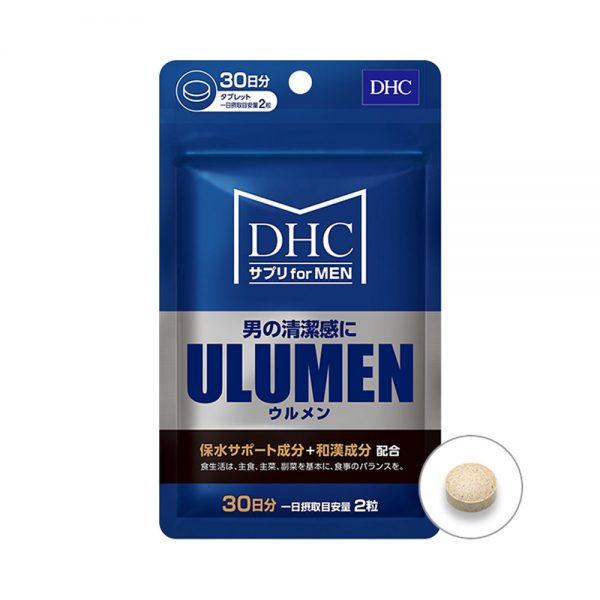 DHC MEN Supplement Hair ULUMEN Made in Japan