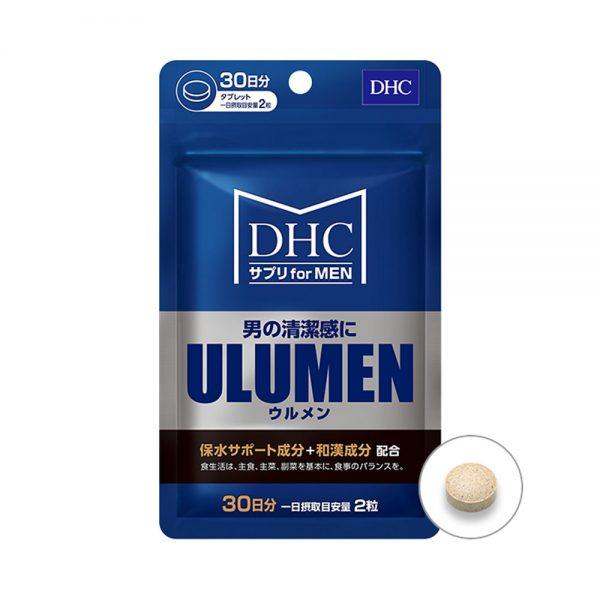 DHC MEN Supplement Hair ULUMEN Made in Japan