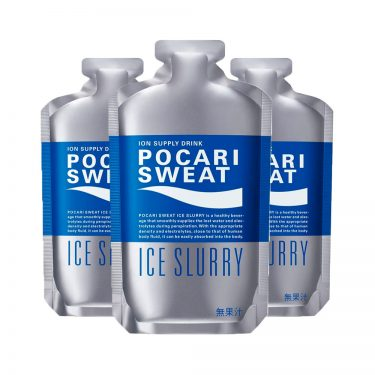 OTSUKA Pocari Sweat Ice Slurry Sports Drink Made in Japan