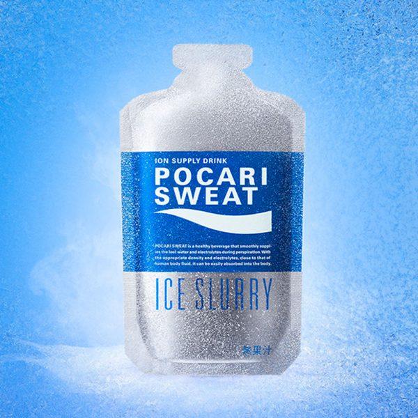 OTSUKA Pocari Sweat Ice Slurry Sports Drink Made in Japan