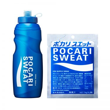 OTSUKA Pocari Sweat Squeeze Bottle Bonus Pack Made in Japan