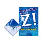 ROHTO Z! Eye Drops Made in Japan