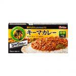 HOUSE Java Keema Curry Sauce Mix Medium Hot Made in Japan