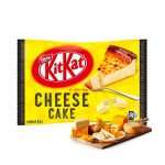 Kit Kat Cheesecake Made in Japan Available Only in Japan