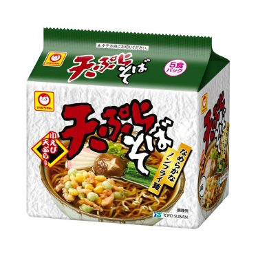 MARUCHAN Tempura Soba Noodle Japanese Noodles Made in Japan
