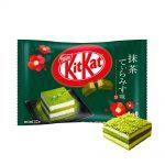KIT KAT Mini Tiramisu Matcha Green Tea Made in Japan