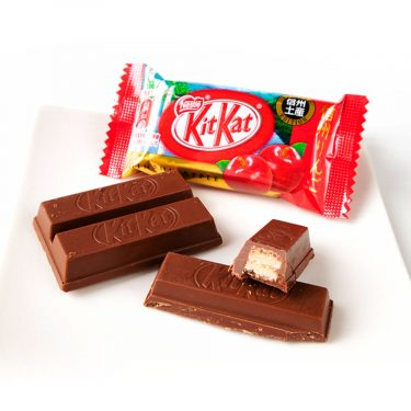 Kit Kat Shinshu Apple Made in Japan