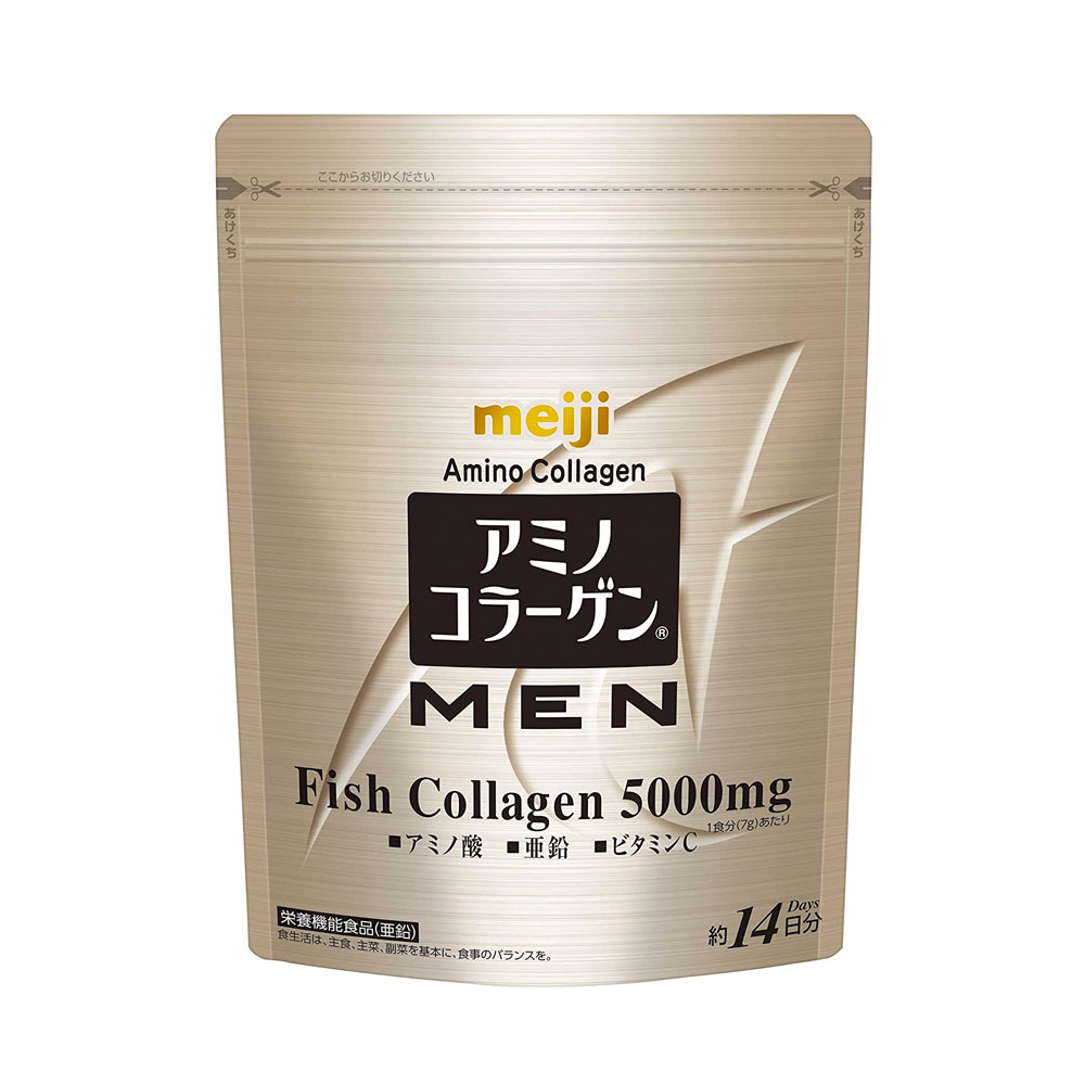 MEIJI Amino Collagen for Made in Japan