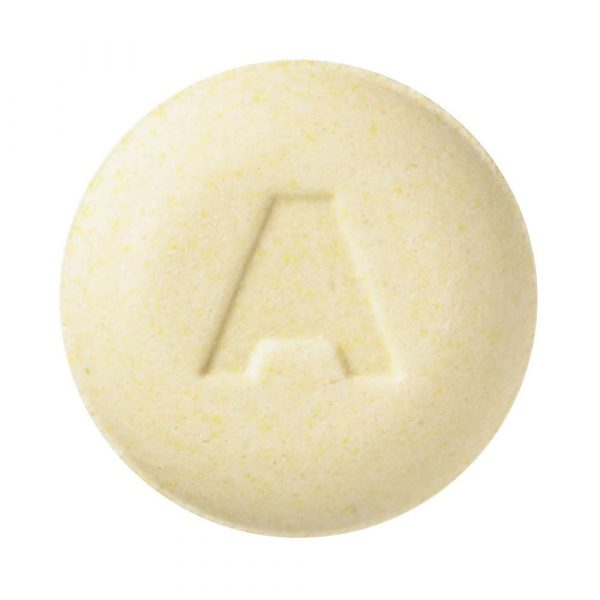 Ohtas Isan Antacid Tablets Made in Japan
